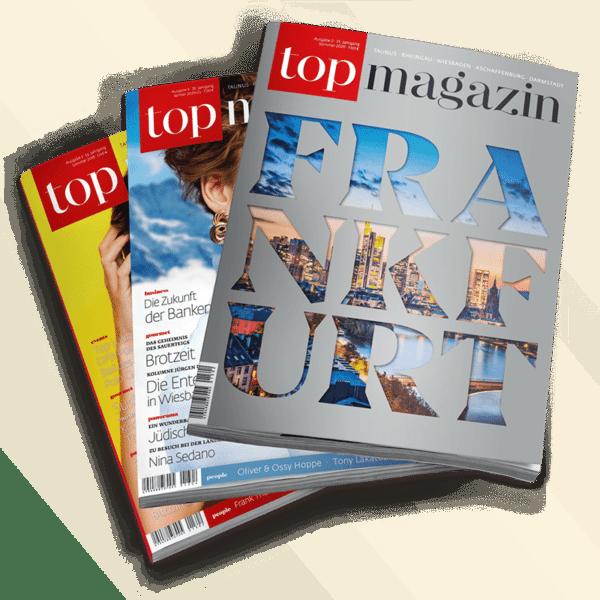 Top Magazin Frankfurt Abonnement Print