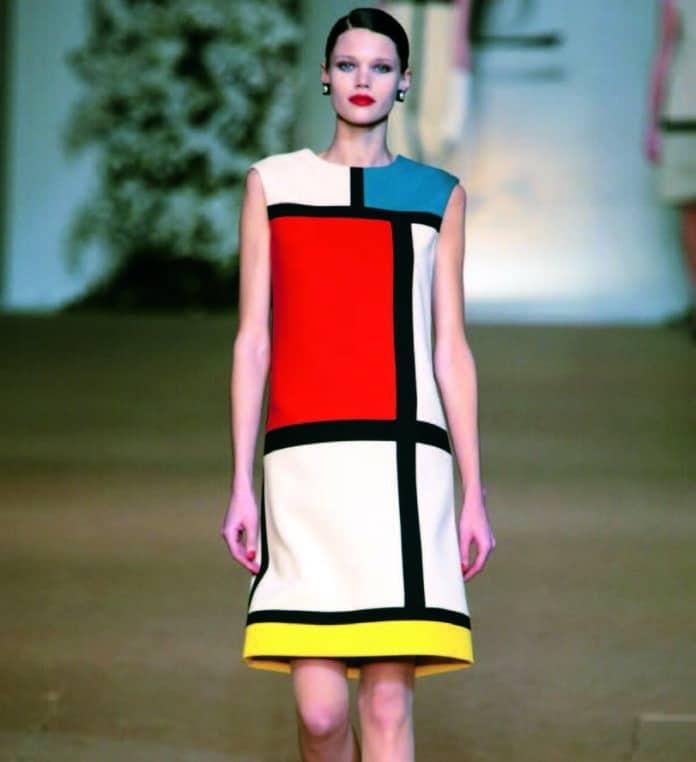 Das legendäre Mondrian-Dress