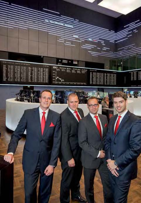 Brokers with international trading