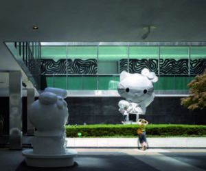 Wind-Up Hello Kitty / Tom Sachs, Lever House Art Collection