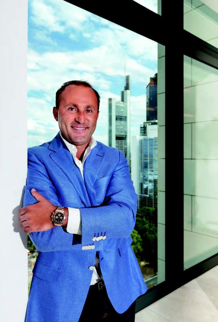 Andy Khawaja, CEO von Allied Wallet