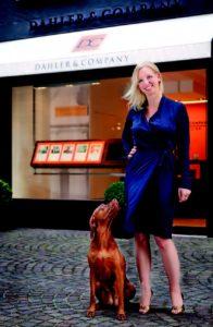 Janine Bernstein von Dahler & Company Frankfurt