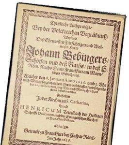 Historische Dokumente helfen bei der Ahnenforschung