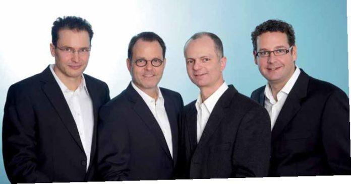 Dr. med. Markus Schulte-Lünzum, Dr. med. Rainer Ulrich, Dr. med. Christian Friedrich, Dr. med. Thomas Sterner