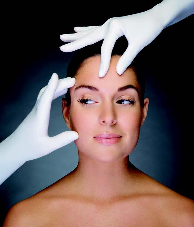 Ein natürliches Aussehen nach der Behandlung ist oberstes Gebot.