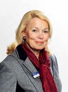 Annegret Reinhardt-Lehmann, Bereichsleiterin Kundenmanagement bei Fraport