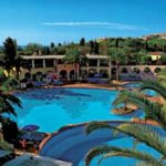 Pool-Landschaft im Aldiana Makadi Bay