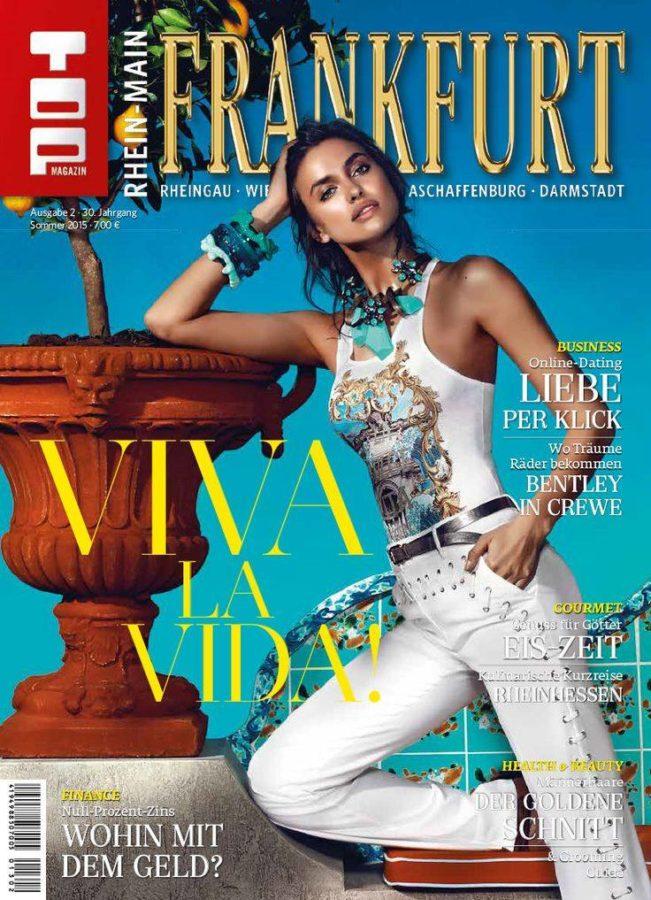 Top Magazin Ausgabe Sommer 2015 Titel
