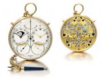 Welch hohen Wert kostbare Uhren haben können, beweist der Erlös aus der Versteigerung der Sammlung von George Daniels bei Sotheby's. Die Schätze des britischen Uhrmachers und Sammlers übertrafen alle Erwartungen. Das teuerste Stück der Auktion sollte eine von Daniels selbst gefertigte Taschenuhr sein, deren Erlös zwischen 600.000 und 750.000 Euro geschätzt worden war. Tatsächlich kam die Space Traveller´s Watch für mehr als 1.660.000 Euro unter den Hammer.