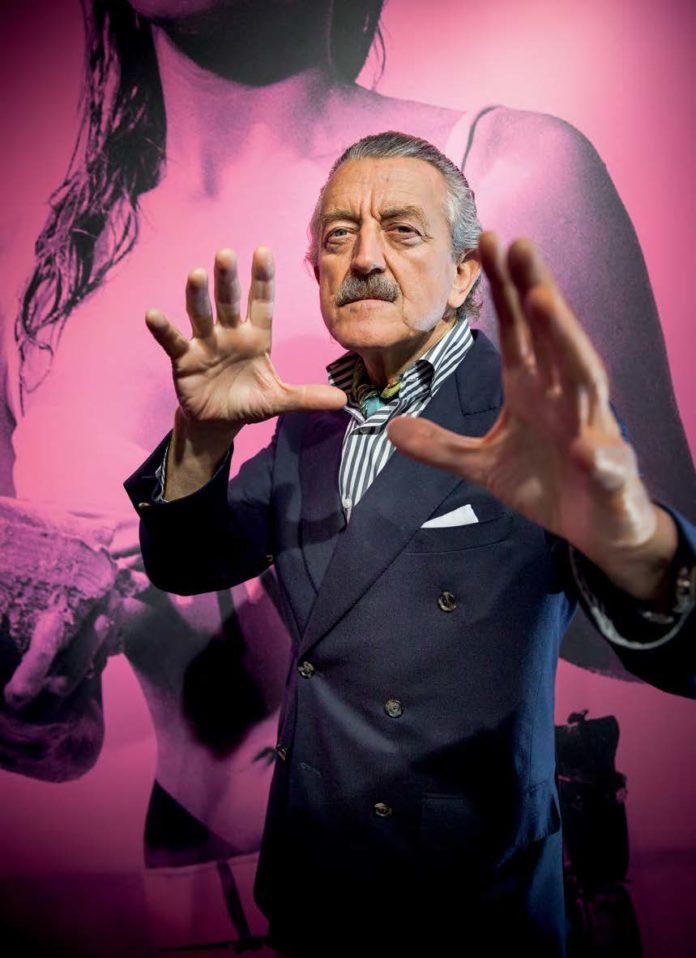 Allesköner Dieter Meier (© TOP Magazin Frankfurt)