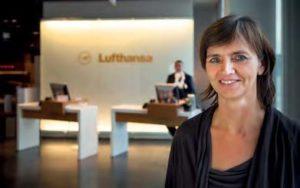 Ingrid Möller, Leiterin Lufthansa First Class Services und Lounges