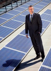 Vorstandsvorsitzender des Frankfurter Energieanbieters Mainova Dr. Constantin H. Alsheimer