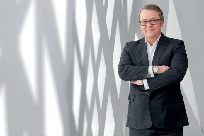 Thomas Nau, Country Manager von American Express für Deutschland und Österreich