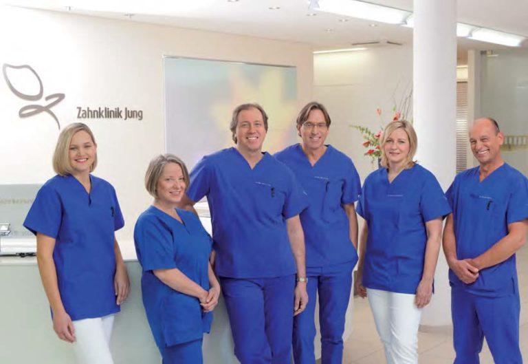 Zahnklinik Jung – Zeit für neuen Biss