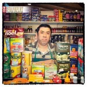 Jimmy Wong - Asia-Latino