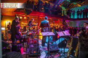 Die K. K. Club Band (vormals King Kamehameha Club Band) am berüchtigten Live-Donnerstag im King Kamehameha Club