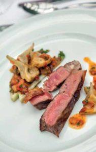 Alfred Friedrichs Porterhouse Steak vom U.S. Rind mit Grillkräutern mariniert