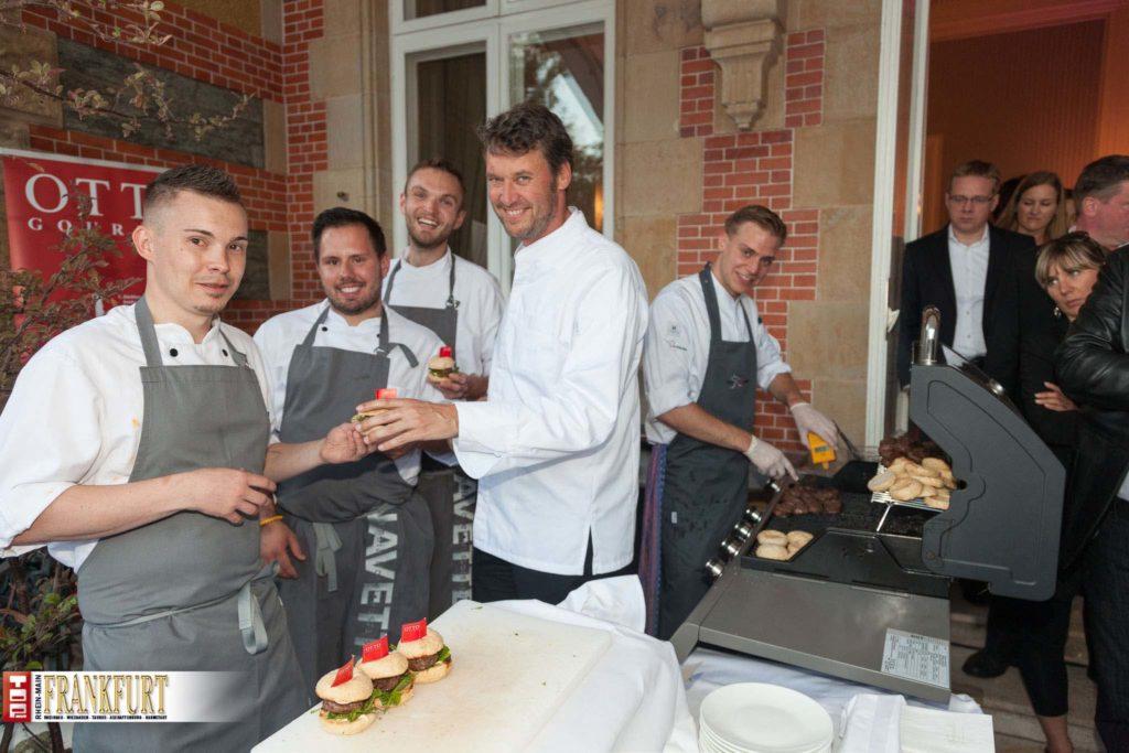 14 Michelin-Sterne beim 7. Gourmet-8-Gipfel in der Villa Rothschild