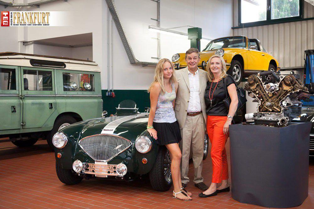 Jaguar Kronberg Heritage Center Schatztruhe F 252 R Oldtimer