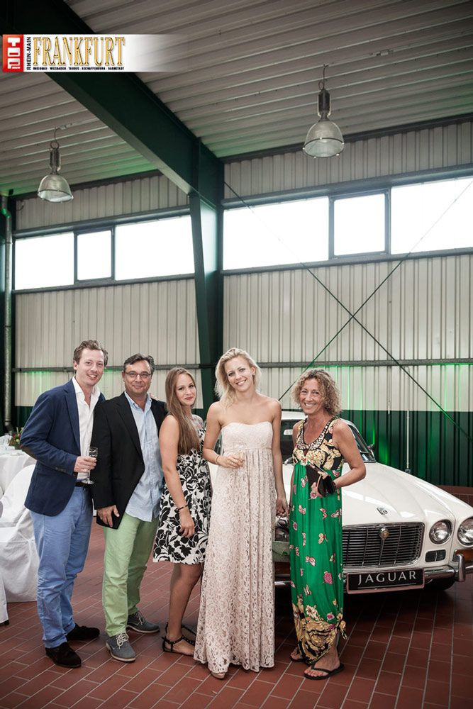 Jaguar F Type Coupe >> Jaguar Heritage Center Kronberg - Schatztruhe für Oldtimer ...