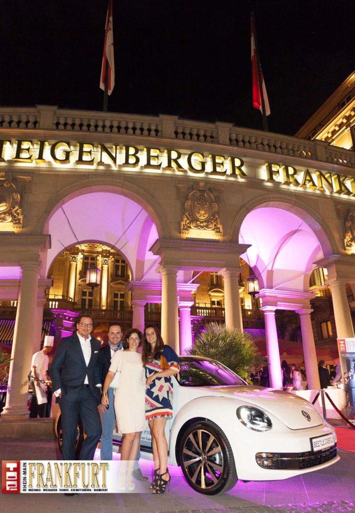 Top Lounge Im Frankfurter Hof Fotogalerie Und Bericht