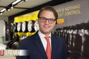 Geschäftsführer Christian Mühlhäuser