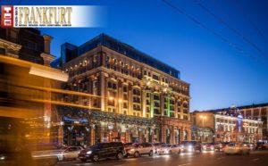 Das Ritz-Carlton Moskau