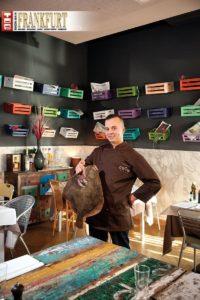 Küchenchef Ouadie Boussouf