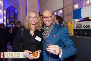 Bei Wurst und Wein - Claudia Gotz mit Börsenguru Mick Knauff