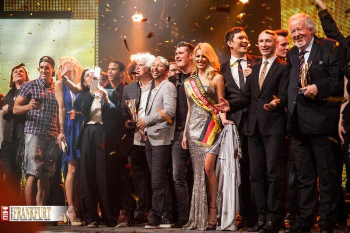 Das fulminantes Finale beim PRG LEA 2014 in der Festhalle Frankfurt