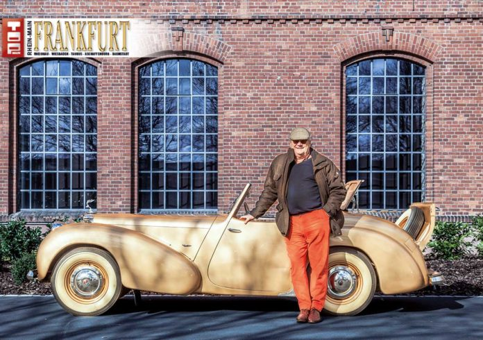 Peter Kring, Triumph Roadster (1949)
