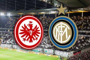 Stehen sich bald in der Commerzbank-Arena gegenüber - Eintracht Frankfurt und Inter Mailand