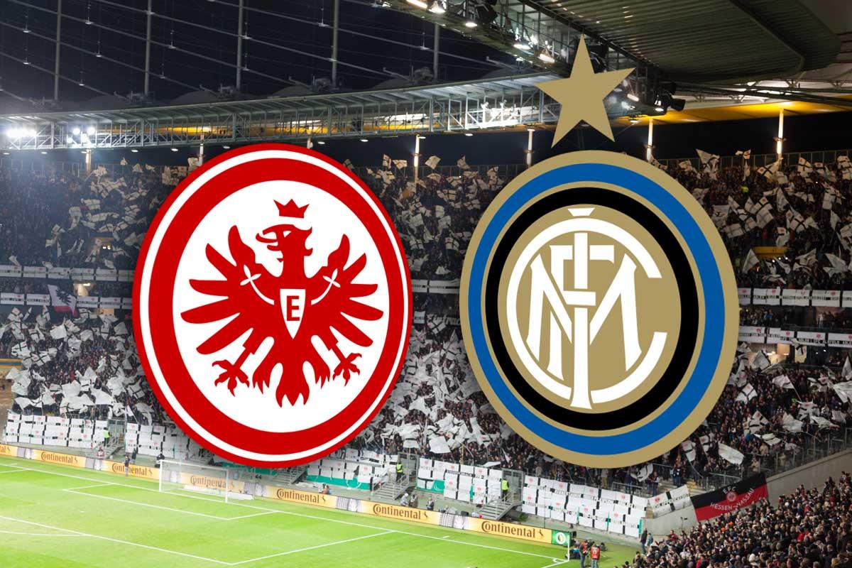Inter Mailand Eintracht Frankfurt