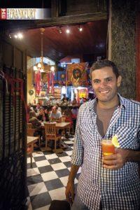 Ein heißer Tipp von Cristiano Nogueira - das Espirito Santa