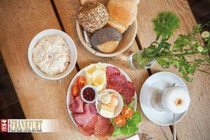 Alles Bio oder was - Das Frühstück im Zeit für Brot