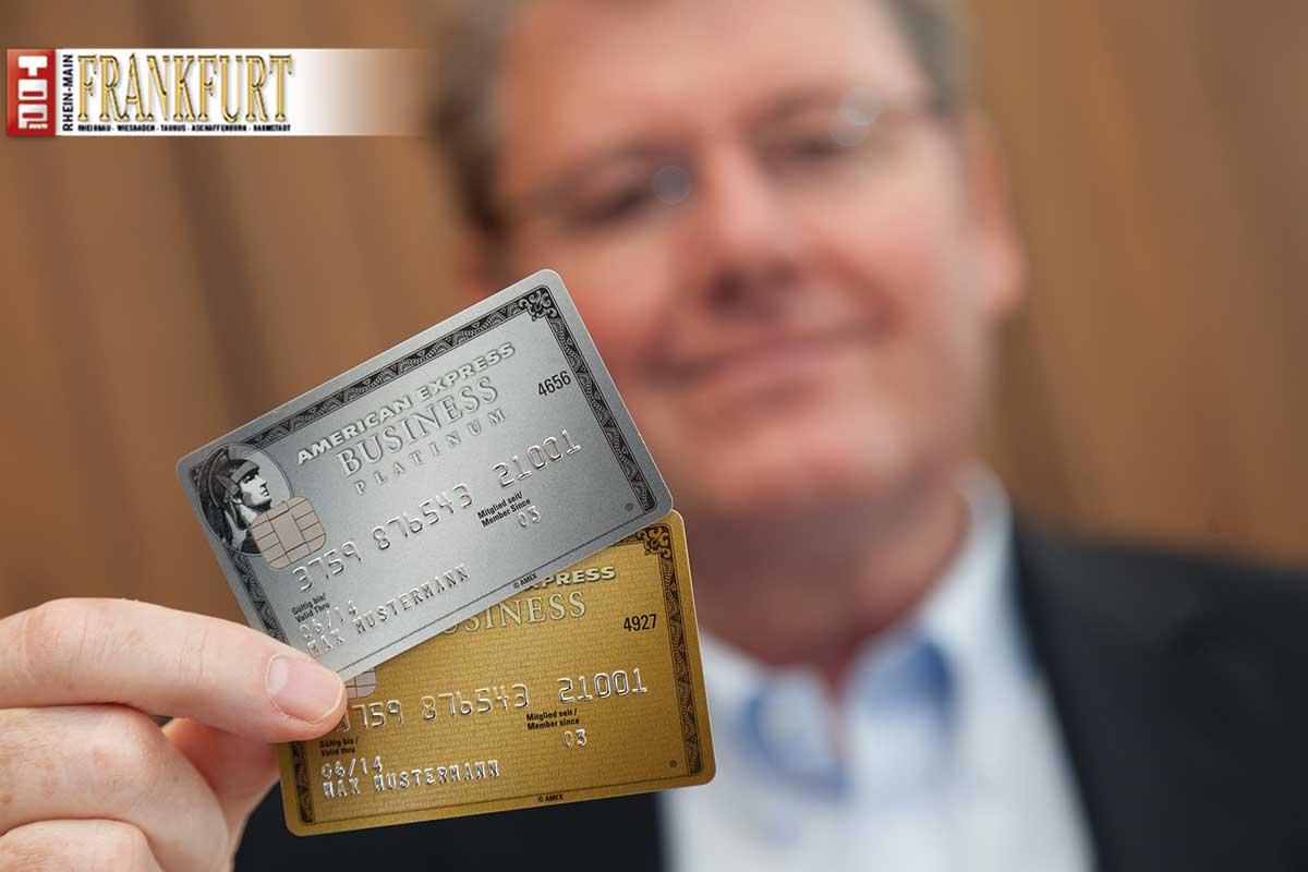 American Express Business Card Power durch Liquidität