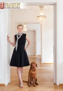 Immobilienmaklerin Janine Bernstein (Dahler & Company)
