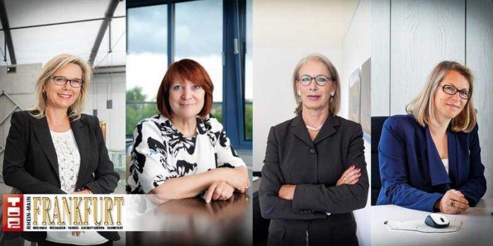 Frauenpower – Ein Blick in Frankfurts Chefetage