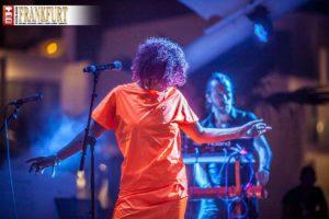 Neneh Cherry live im Hard Rock Hotel Ibiza