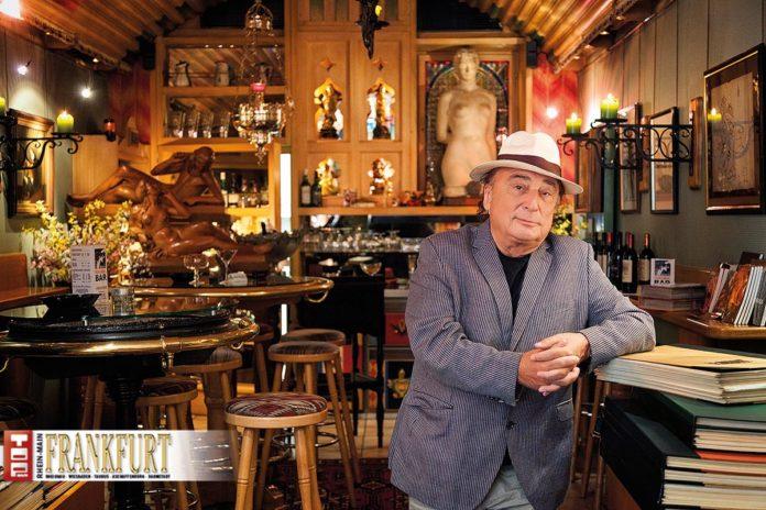 Peter Zingler in der Venusberg Bar