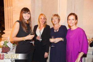 Nada Lottermann, Alwara Höfels, Marie Luise Schmidt und Claudia Michelsen
