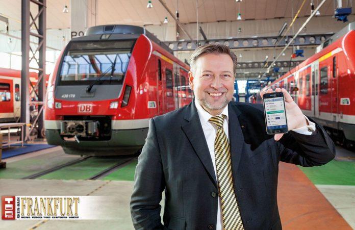RMV-Geschäftsführer Prof. Knut Ringat