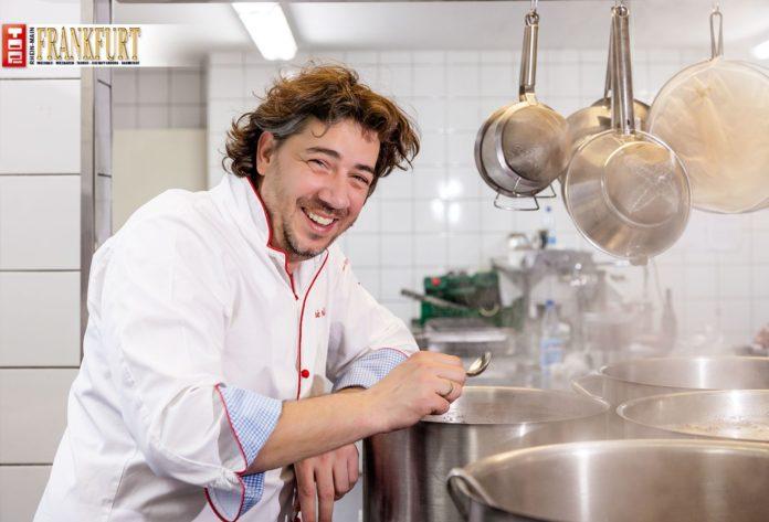 André Großfeld will in Villa Merton nicht nur ein Gourmet-Restaurant, sondern auch ein Bistro etablieren.