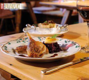 Bareiss Dorfstuben-Gericht Ente aus dem Rohr ©Günter Standl