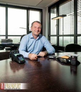 Concardis-Geschäftsführer Marcus W. Mosen
