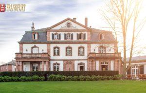 Die Villa Merton beherbergt nicht nur Gastronomie, sondern ist seit über 50 Jahren auch das Zuhause des Union International Club