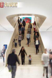 2012 wurde der neue unterirdische Erweiterungsbau für Gegenwartskunst eröffnet.