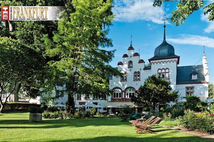 Rheingau Hotel Restaurant Kronenschlösschen