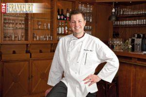 Sebastian Lühr - Chef de Cuisine