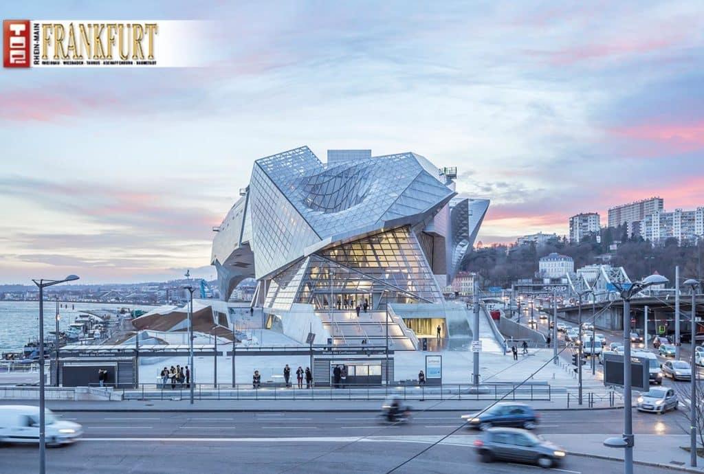 Musée des Confluences Lyon, Frankreich ©Sergio Pirrone
